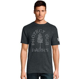 Hanes Protect Our Parks National Park Graphic Tee GT49P Y07658