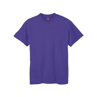Hanes 5. 2 oz Youth COMFORTSOFT HEAVYWEIGHT T-Shirt 5480