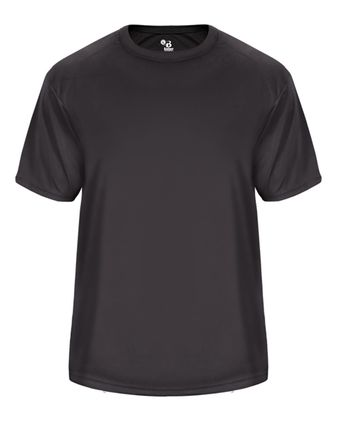 Badger Youth Vent Back T-Shirt 2170