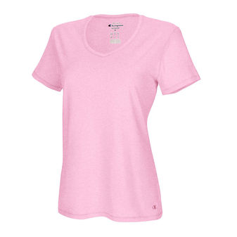 Champion Authentic Women\'s Jersey V-Neck Tee 8875