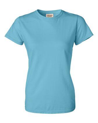 Comfort Colors Women\'s Garment-Dyed Lightweight T-Shirt 4200