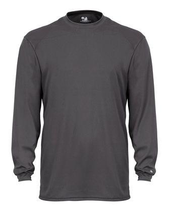 Badger B-Tech Cotton-Feel Long Sleeve T-Shirt 4804