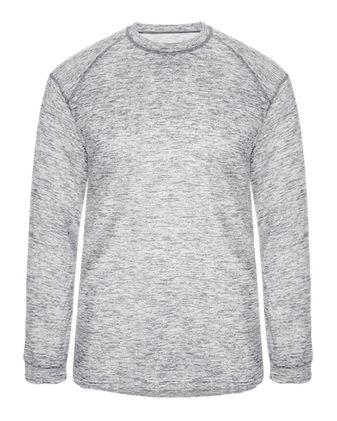 Badger Blend Long Sleeve T-Shirt 4194