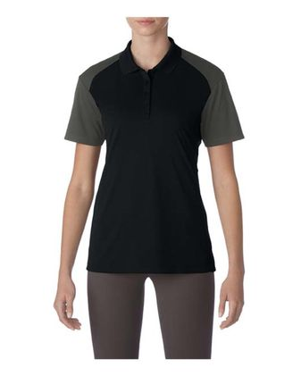 PRIM + PREUX Women\'s Energy Color Block Sport Shirt 2039L