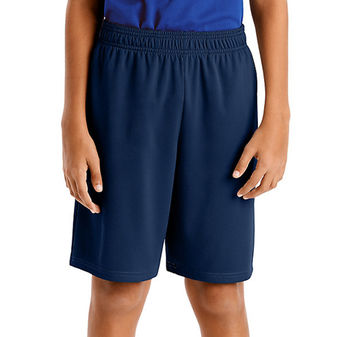Hanes Sport Boys\' 9-inch Performance Shorts with Pockets OD178