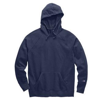 Champion Women Plus Powerblend Fleece Pullover Hoodie QW140
