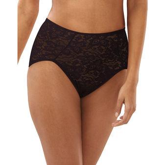 Bali Lace \'N Smooth® Brief 8L14