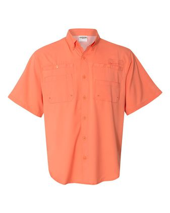 Hilton Baja Short Sleeve Fishing Shirt ZP2297
