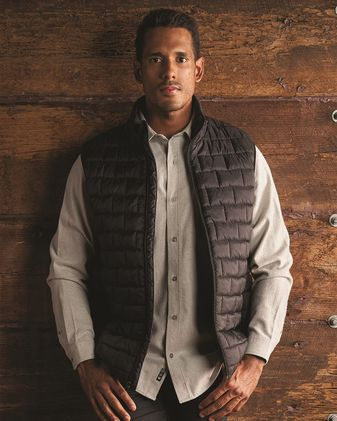 Burnside Elemental Puffer Vest 8703