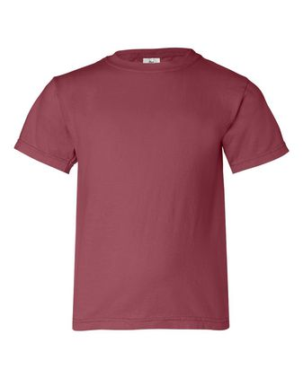 Comfort Colors Garment-Dyed Youth Midweight T-Shirt B082T4Q94C 1PK 9018
