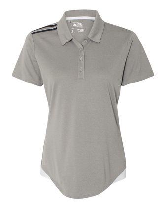 Adidas Women\'s 3-Stripes Shoulder Sport Shirt A235