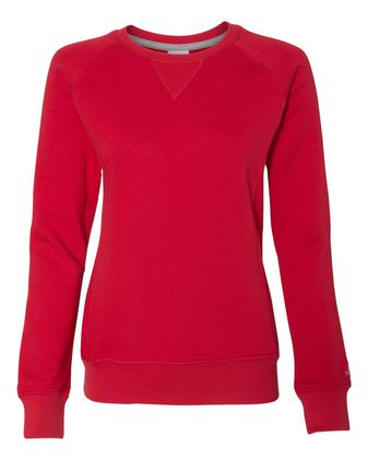 Russell Athletic Women\'s Lightweight Crewneck Sweatshirt LF3YHX