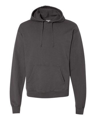 ComfortWash by Hanes Garment Dyed Unisex Hooded Pullover Sweatshirt GDH450