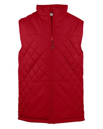 Badger Youth Quilted Vest 2660