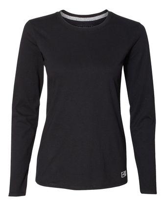Russell Athletic Women\'s Essential 60/40 Performance Long Sleeve T-Shirt 64LTTX