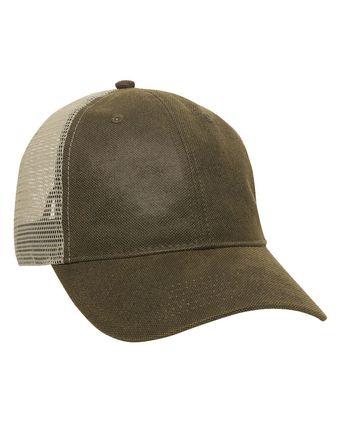 Outdoor Cap Weathered Cap WCV100M
