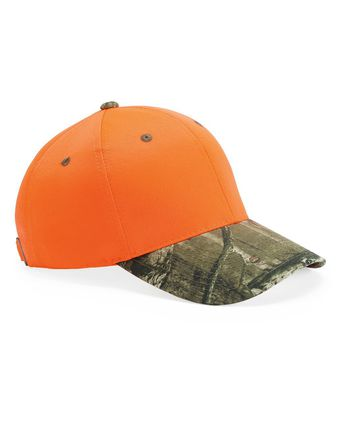 Outdoor Cap Blaze Crown Cap with Camo Visor 202IS