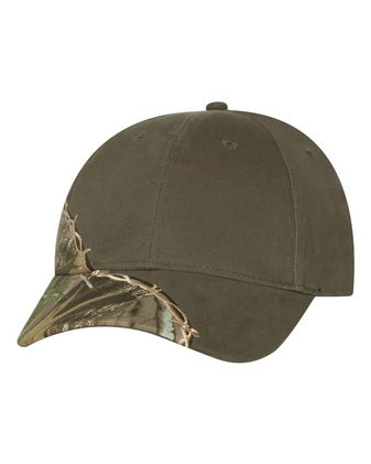 Kati Camo Cap with Barbed Wire Embroidery LC4BW