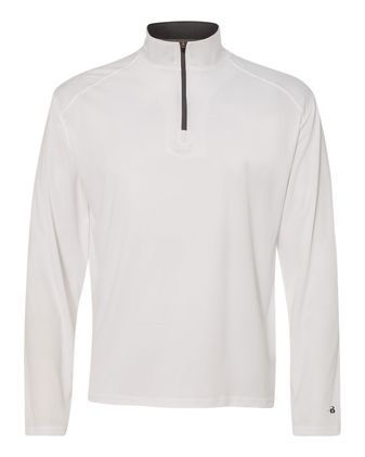 Badger B-Core Quarter-Zip Pullover 4102