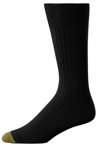 Gold Toe Canterbury Extended Size Crew Sock 3 Pack 794E