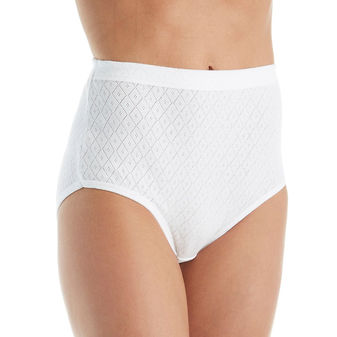 Jockey Women\'s Underwear Elance Breathe Brief - 3 Pack 1542