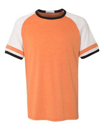 Alternative Vintage Jersey Slapshot Tee 5093