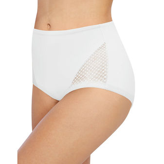 Bali Passion for Comfort 2 Pk Firm Control Brief DFX008