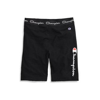 Champion Plus Authentic Bike Shorts, Script Logo QM6958 550761