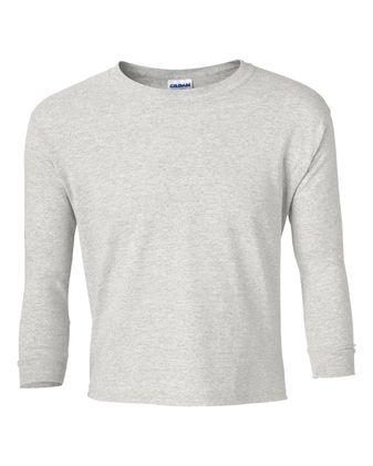 Gildan Ultra Cotton® Youth Long Sleeve T-Shirt Sty# 2400B
