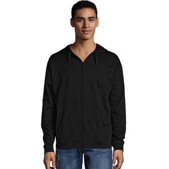 Hanes Sport™ Men\'s Performance Fleece Zip Up Hoodie O6213