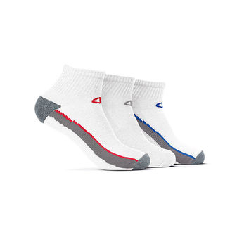 Champion Mens Ankle Training Socks 3-Pack CH202