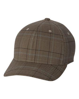 Flexfit Glen Check Cap 6196