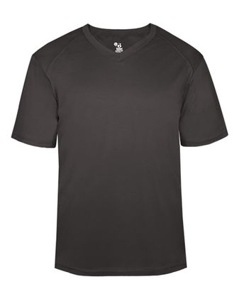 Badger B-Core V-Neck T-Shirt 4124