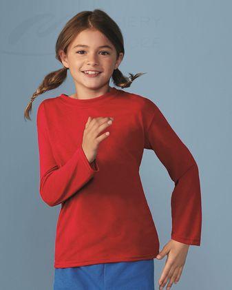 Gildan Performance® Youth Long Sleeve T-Shirt 42400B