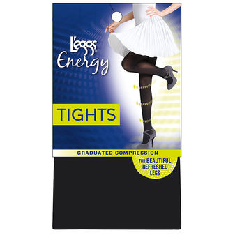 L\'eggs Energy Collection Opaque Tights 02000
