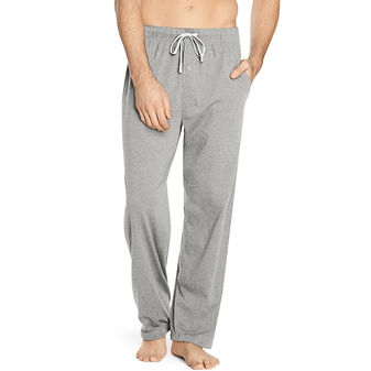 Hanes X-Temp Men\'s Jersey Pant with ComfortSoft Waistband 01101