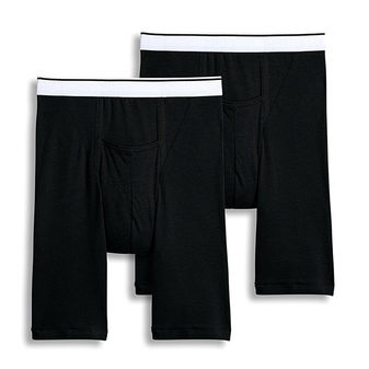 Jockey Underwear Big Man Pouch Midway Brief - 2 Pack 1189