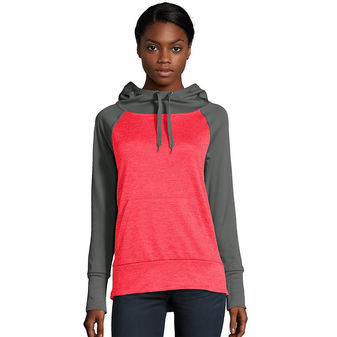 Hanes Sport™ Women\'s Performance Fleece Hoodie O4874