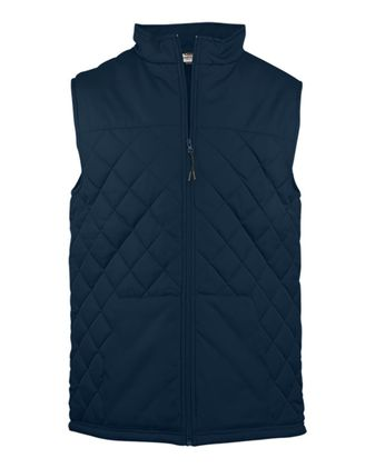 Badger Quilted Vest 7660