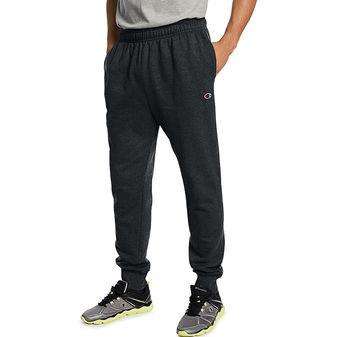 Champion Men\'s Powerblend Retro Fleece Jogger Pants P1022