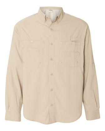 Hilton Baja Long Sleeve Fishing Shirt ZP2299