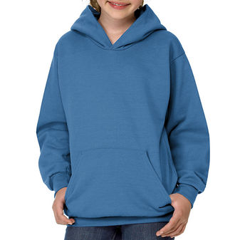 Hanes Youth ComfortBlend EcoSmart Pullover Hoodie P473