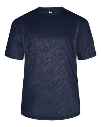 Badger Youth Line Embossed T-Shirt 2131