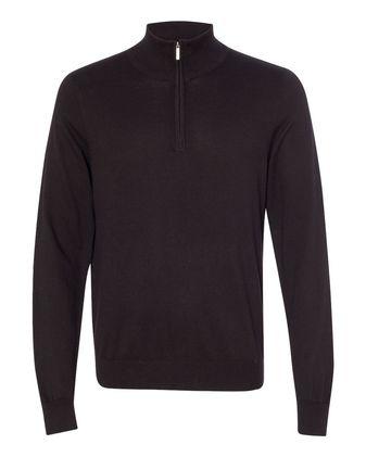 Van Heusen Quarter-Zip Sweater 13VS005