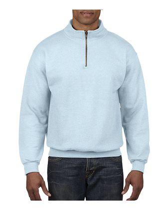 Comfort Colors Garment-Dyed Quarter Zip Sweatshirt 1580