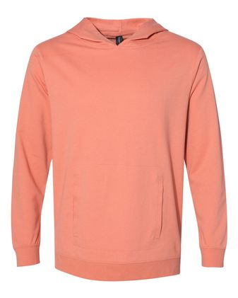 Anvil Unisex Lightweight Terry Hooded Pullover 73500