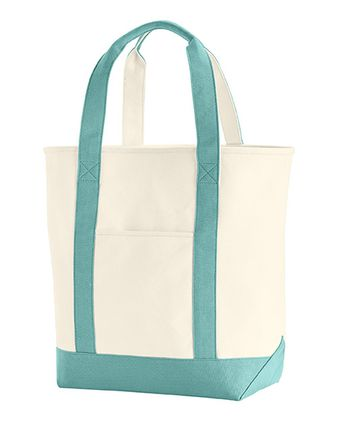 Comfort Colors Garment-Dyed Heavy Canvas Tote 340