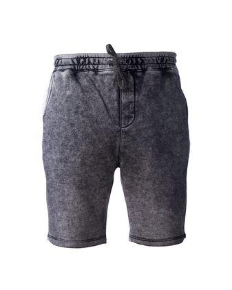 Independent Trading Co. Mineral Wash Fleece Shorts PRM50STMW