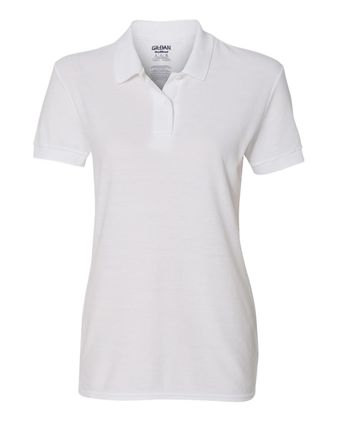 Gildan DryBlend® Women\'s Double Pique Sport Shirt - 72800L