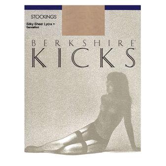 Berkshire Kicks Silky Sheer Stockings 1550